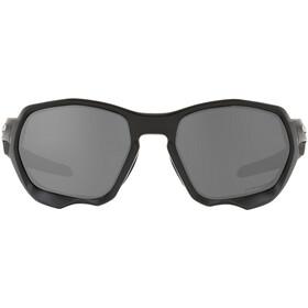 Oakley Plazma Sunglasses Men matte black/prizm black polarized